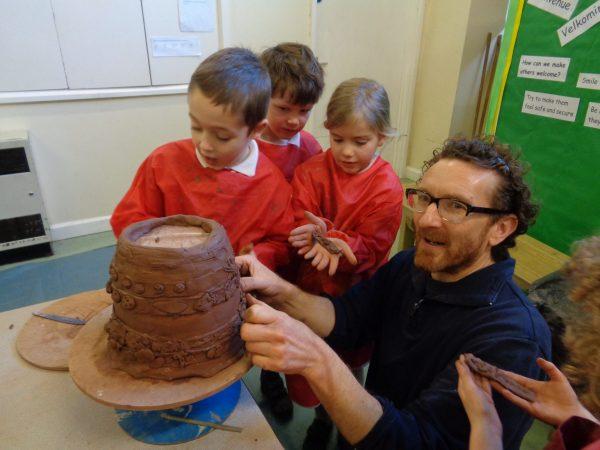 Great Rollright potter Workshop