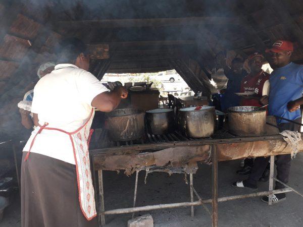 Canteen at Chitungwiza